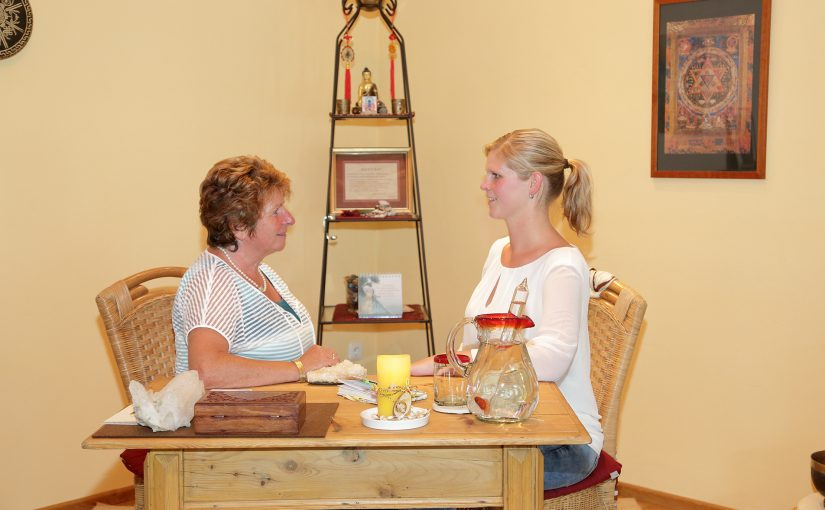 Familienaufstellung in Einzelsitzung