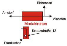 Anfahrt Mariakirchen